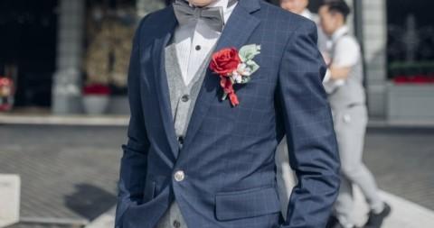 A&R#23【婚後分享】新郎的型仔男禮👔西裝👖